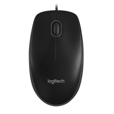 Myš Logitech B100