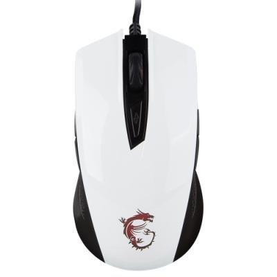 Myš MSI GM 40 bílá