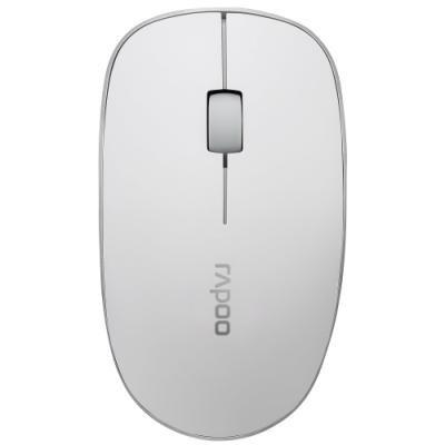 Myš Rapoo 3510 bílá