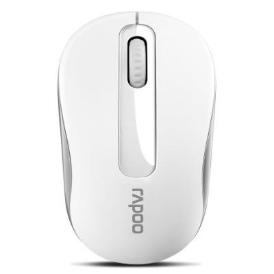 Myš Rapoo M10 Plus bílá