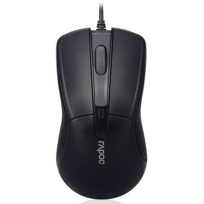 Myš Rapoo N1162 černá