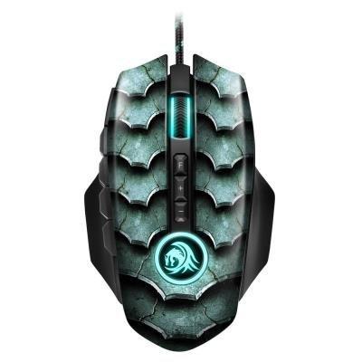 Myš Sharkoon Drakonia II zelená