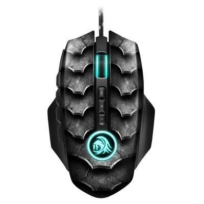 Myš Sharkoon Drakonia II černá