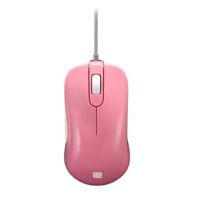 Myš ZOWIE by BenQ S1 DIVINA růžová