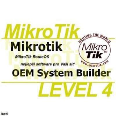 Licence MikroTik OEM-MK-L4