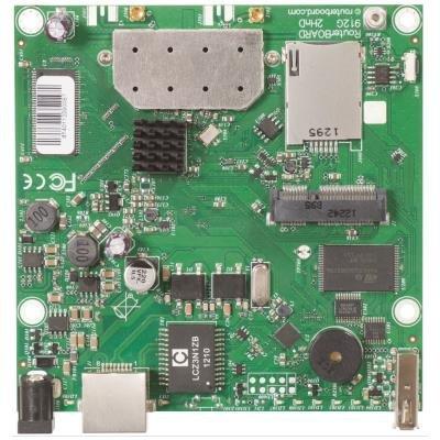 Routerboard MikroTik RB912UAG-2HPnD + LTE modem