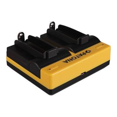 Nabíječka PATONA pro 2 baterie 18650