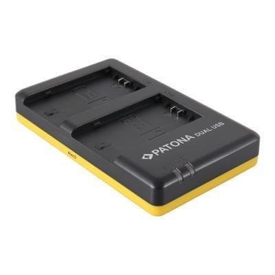 Nabíječka PATONA pro 2 baterie Sony NP-FZ100