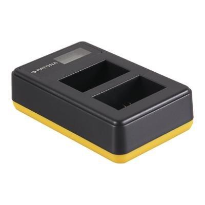 Nabíječka PATONA pro 2 baterie Sony NP-FW50