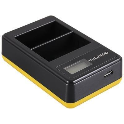 Nabíječka PATONA pro 2 baterie Nikon EN-EL15