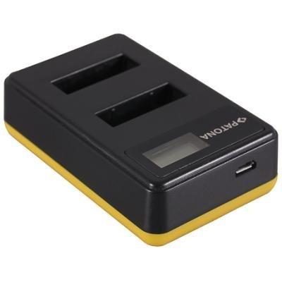 Nabíječka PATONA pro 2 baterie Sony NP-BX1