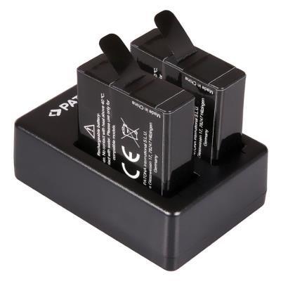 Nabíječka PATONA pro 2 baterie GoPro AHDBT-501