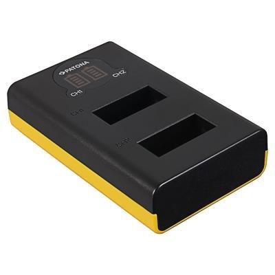 Nabíječka PATONA pro 2 baterie GoPro Max