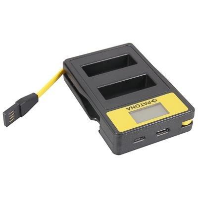 PATONA pro 2 baterie Olympus PS-BLS1