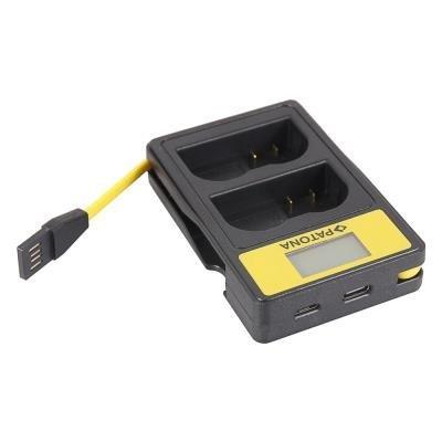 PATONA pro 2 baterie Nikon EN-EL14