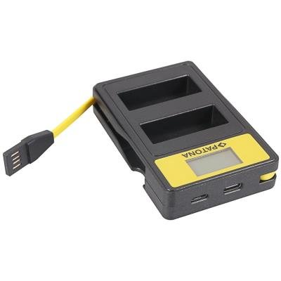PATONA pro 2 baterie Panasonic DMW-BLG10