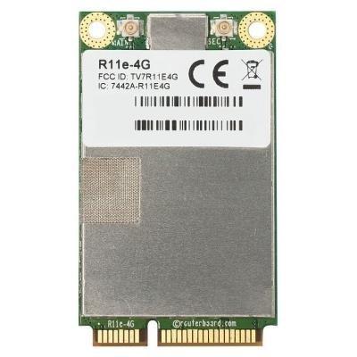Síťová karta MikroTik R11e-4G
