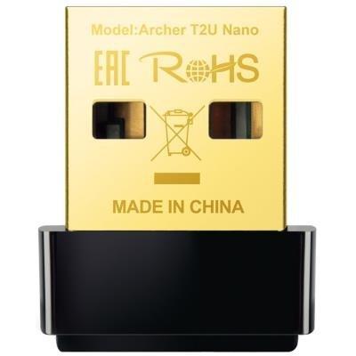 Adaptér TP-Link Archer T2U Nano