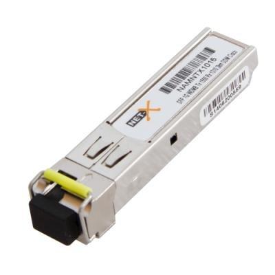 Optický modul Net-X SFP 1000 Mbps WDMB SM DDM 2 km