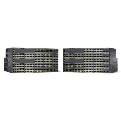 Switch Cisco WS-C2960X-48FPD-L