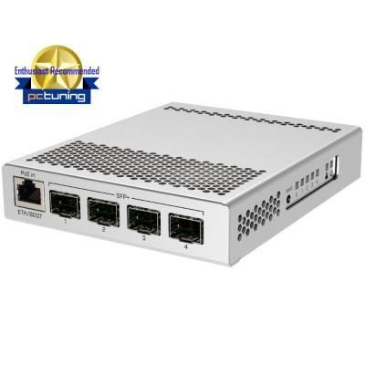 Switch MikroTik CRS305-1G-4S+IN