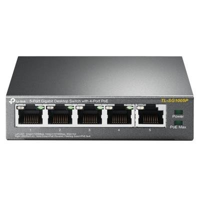 Switch TP-Link TL-SG1005P