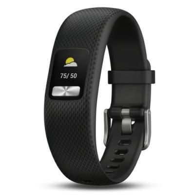 Fitness náramek Garmin vívofit4 černý S/M