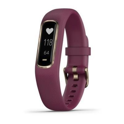 Fitness náramek Garmin vivoSmart4 Optic fialový