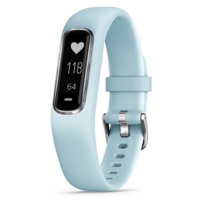 Fitness náramek Garmin vivoSmart4 Optic modrý