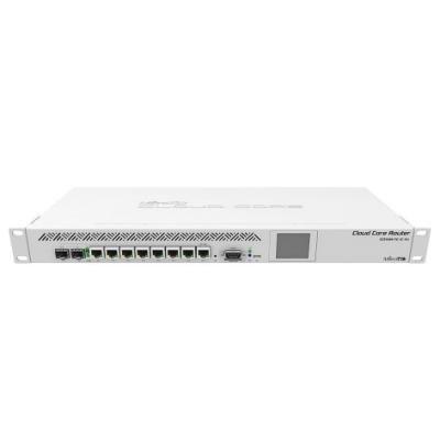 Router Mikrotik CloudCore CCR1009-7G-1C-1S+