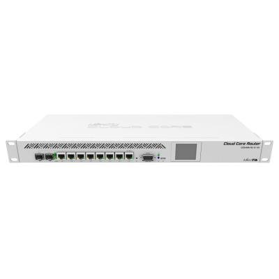 Router MikroTik Cloud Core CCR1009-7G-1C-1S+