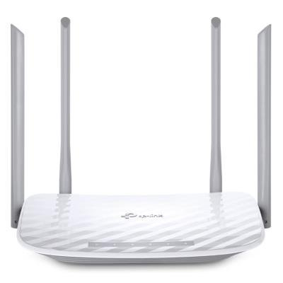 TP-Link Archer C50 AC1200 WiFi DualBand Router, 802.11ac/a/b/g/n, 4x100Mbit LAN,
