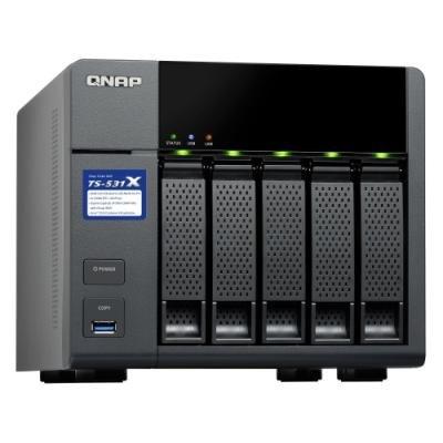 Síťové úložiště NAS QNAP TS-531X-8G