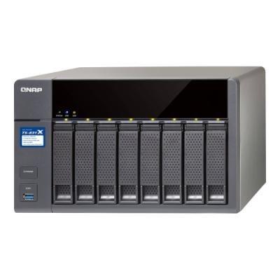 Síťové úložiště NAS QNAP TS-831X-4G