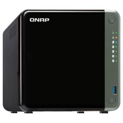QNAP TS-453D-4G   Celeron J4125/2,0-2,7GHz/4GBRAM/4xSATA/2x2,5GbE/3xUSB2.0/2xUSB3.2/1xPCIe/1xHDMI