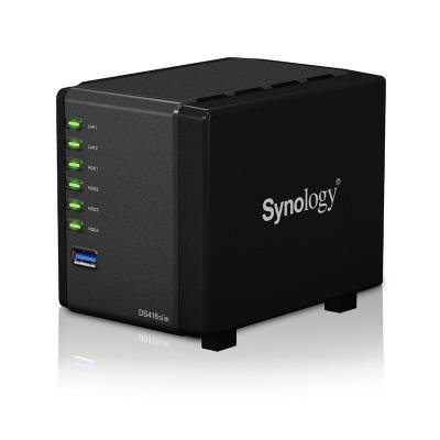 Synology DS416slim   4xSATA 2,5