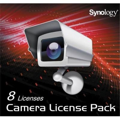 Licence Synology Camera License Pack x 8
