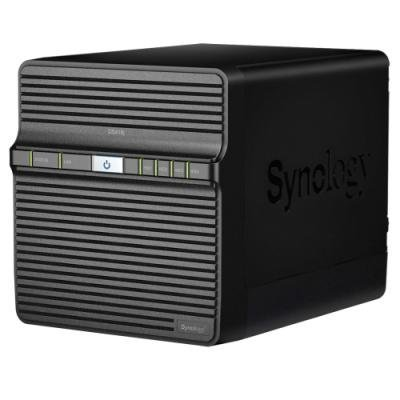Synology DS418j   4x 3,5