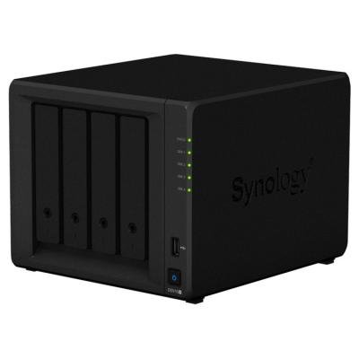 Synology DS918+   4x 3,5