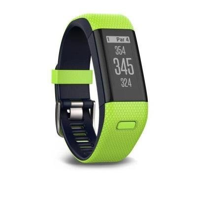 Golfové hodinky Garmin Approach X40 zelené