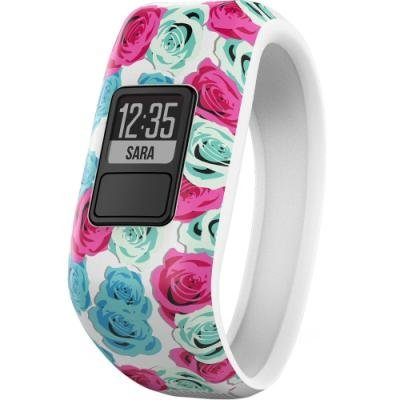 Fitness náramek Garmin vívofit junior Flower