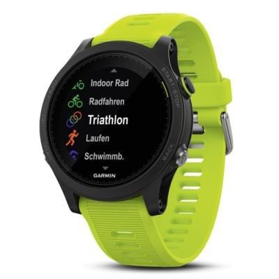 Sportovní hodinky Garmin Forerunner 935 žluté