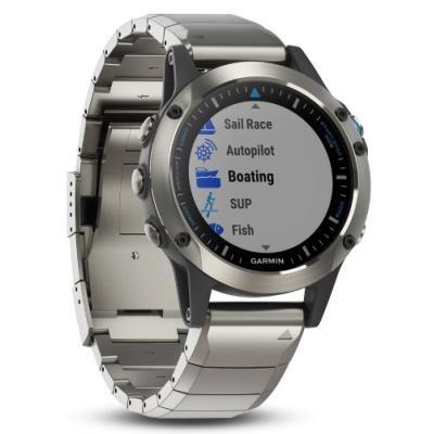 Jachtařské hodinky Garmin Quatix5 Sapphire Optic