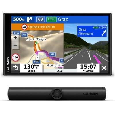 Autonavigace Garmin Camper 780T-D Europe45 + BC 40