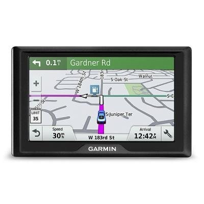 Autonavigace Garmin Drive 5S Plus Europe45