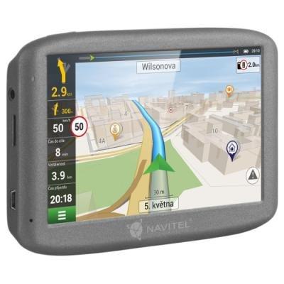 Autonavigace NAVITEL E500