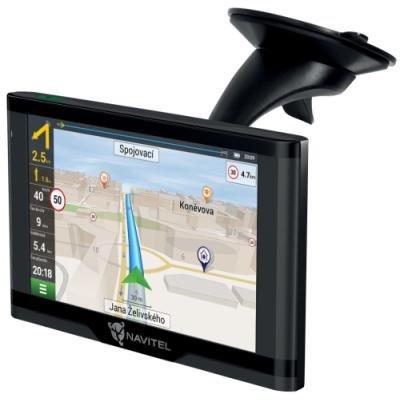 Autonavigace NAVITEL E500 Magnetic