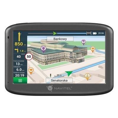 Autonavigace NAVITEL E505 Magnetic