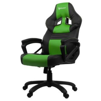 Herní židle Arozzi MONZA černo-zelená