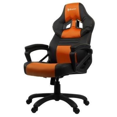 Herní židle Arozzi MONZA černo-oranžová